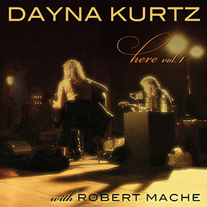 KURTZ, DAYNA-HERE VOLUME 1