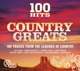 VARIOUS-100 HITS - COUNTRY GREATS