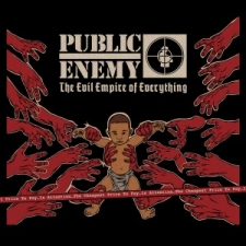 PUBLIC ENEMY-EVIL EMPIRE OF EVERYTHING  =180 GRAMS VINYL= -LTD-