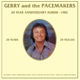 GERRY & THE PACEMAKERS-20 YEAR ANNIVERSARY ALBUM