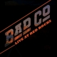 BAD COMPANY-LIVE AT RED ROCKS-CD+DVD-