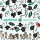 """VARIOUS-MED SCHOOL GRADUATION / 3 LP + 10"""" -L..."""