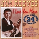 REEVES, JIM-24 GOLDEN COUNTRY SONGS