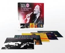 REYS, RITA-5 ORIGINAL ALBUMS