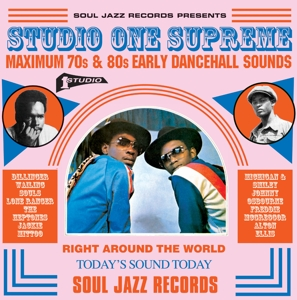 VARIOUS-STUDIO ONE SUPREME-MAXIMUM 70S AND 80S