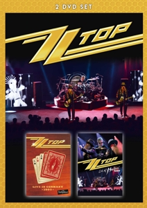 ZZ TOP-LIVE IN GERMANY + LIVE AT MONTREUX