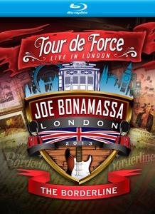 BONAMASSA, JOE-TOUR DE FORCE - BORDERLINBORDERLINE