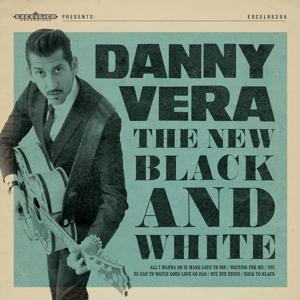 """VERA, DANNY-NEW BLACK AND WHITE -10""""-"""