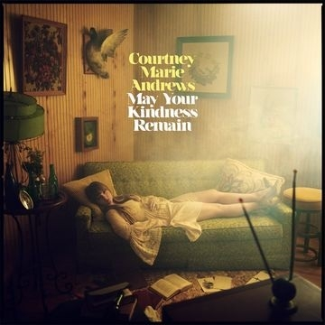 ANDREWS, COURTNEY MARIE-MAY YOUR KINDNESS REMAIN / GOLD VINYL -