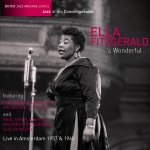 FITZGERALD, ELLA-WONDERFUL -LIVE IN AMSTERDAM