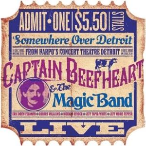 CAPTAIN BEEFHEART-HARPOS DETROIT DEC 11TH 1980