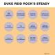 VARIOUS-DUKE REID ROCK'S STEADY -HQ / COLORED-