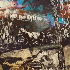 AT THE DRIVE-IN-IN.TERA.LI.A -COLOURED-