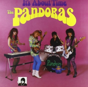 PANDORAS-IT'S ABOUT TIME