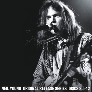 YOUNG, NEIL-ORIGINAL 8.5-12 -BOX SET-RELEASE SERIES/ DISCS 8.5-