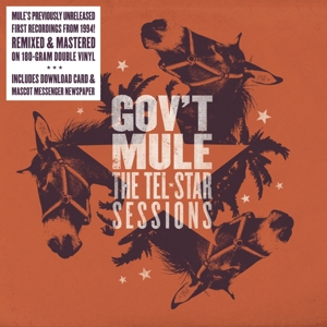 GOV'T MULE-TEL-STAR SESSIONS -HQ-