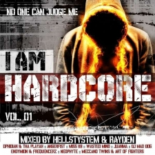 VARIOUS-I AM HARDCORE VOL.1