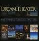 DREAM THEATRE-STUDIO ALBUMS 1992-2011