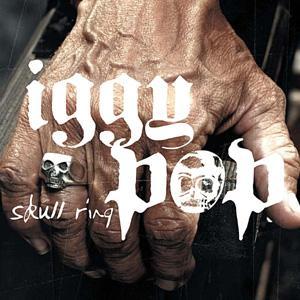 POP, IGGY-SKULL RING