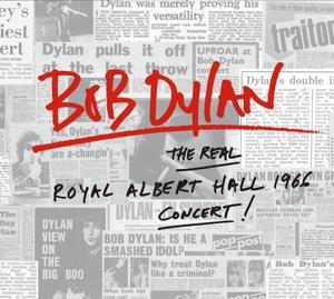 DYLAN, BOB-REAL ROYAL ALBERT HALL 1966 CONCERT