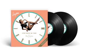 MINOGUE, KYLIE-STEP BACK IN TIME: THE DEFINITIVE COLLECTION