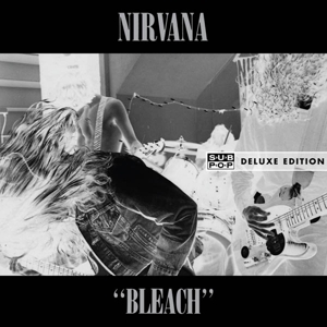 NIRVANA-BLEACH -DIGI/DELUXE-
