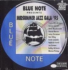 VARIOUS =BLUE NOTE PRES.=-MIDSUMMER JAZZ GALA '95