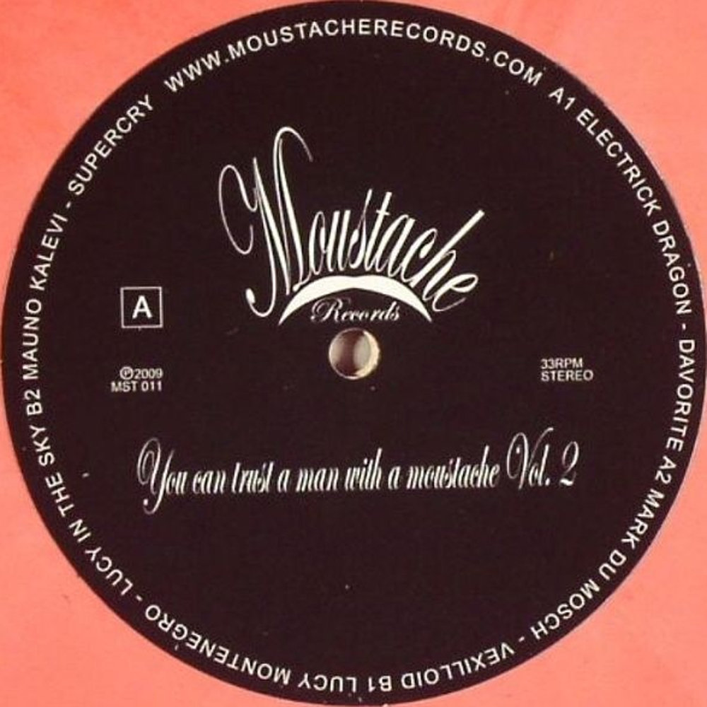 VARIOUS-YOU CAN TRUST A MAN.. V.1