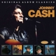 CASH, JOHNNY-ORIGINAL ALBUM CLASSICS4