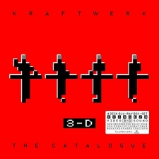 KRAFTWERK-3-D THE CATALOGUE
