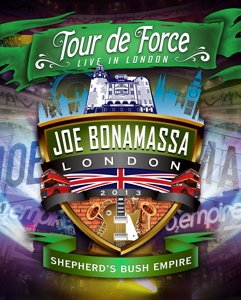 BONAMASSA, JOE-TOUR DE FORCE - SHEPHERD