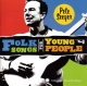 SEEGER, PETE-FOLK SONGS FOR YOUNG PEOP
