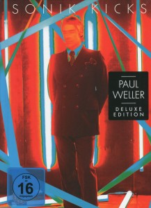WELLER, PAUL-SONIK KICKS -CD+DVD-