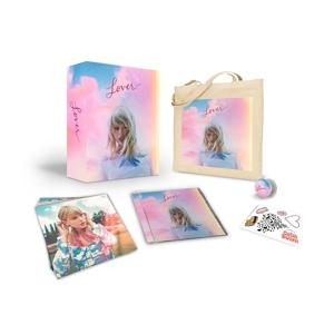 SWIFT, TAYLOR-LOVER-BOX SET/DELUXE/LTD-
