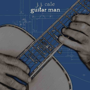 CALE, J.J.-GUITAR MAN -LP+CD-