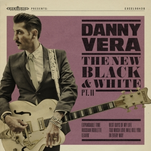 "VERA, DANNY-NEW BLACK AND WHITE IIPT.II -10""-"