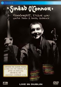 O'CONNOR, SINEAD-GOODNIGHT, THANK YOU...