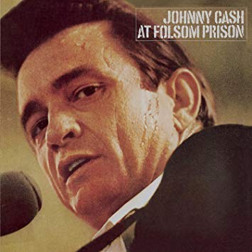 CASH, JOHNNY-AT FOLSOM PRISON-REISSUE-