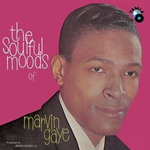 GAYE, MARVIN-SOULFUL MOODS OF MARVIN GAYE -HQ-