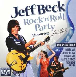 BECK, JEFF-ROCK'N'ROLL PARTY