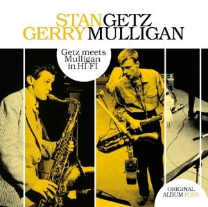GETZ, STAN & GERRY MULLIGAN-MEETS MULLIGAN IN HI-FI