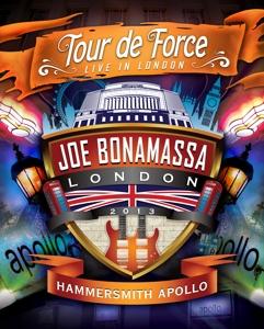 BONAMASSA, JOE-TOUR DE FORCE - HAMMERSMI