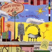 MCCARTNEY, PAUL-EGYPT STATION -INDIE/LTD-