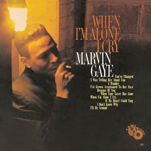 GAYE, MARVIN-WHEN I'M ALONE I CRY -HQ-