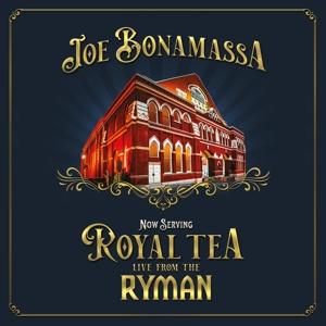 BONAMASSA, JOE-NOW SERVING:ROYAL TEA..