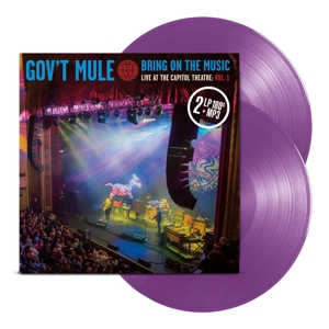 GOV'T MULE-BRING ON THE MUSIC VOL.1