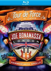 BONAMASSA, JOE-TOUR DE FORCE - HAMMERSMIHAMMERSMITH APOLLO