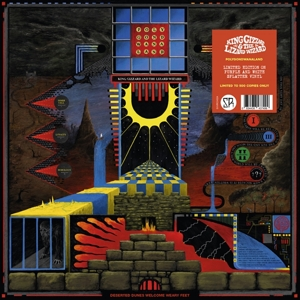KING GIZZARD & THE LIZARD-POLYGONWANALAND -COLOURED