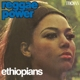 ETHIOPIANS-REGGAE POWER -COLOURED-