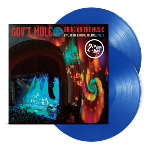 GOV'T MULE-BRING ON THE MUSIC VOL.2